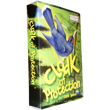 Cloak of Protection Card Game