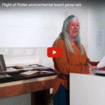 Flight of Pollen environmental board game talk